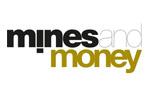 Mines and Money Hong Kong 2019. Логотип выставки