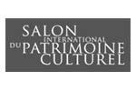Salon International du Patrimoine Culturel 2013. Логотип выставки