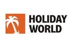 HOLIDAY WORLD 2020. Логотип выставки