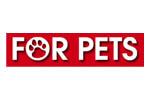 FOR PETS 2020. Логотип выставки