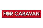 FOR CARAVAN 2020. Логотип выставки