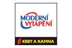 MODERNI VYTAPENI / KRBY A KAMNA 2019. Логотип выставки