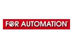 FOR AUTOMATION 2015. Логотип выставки