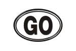 GO 2021. Логотип выставки