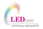 LED Expo 2021. Логотип выставки