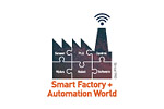 Smart Factory + Automation World 2021. Логотип выставки