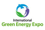 International Green Energy Expo Korea 2020. Логотип выставки