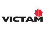 Victam International 2022. Логотип выставки