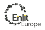 Enlit Europe 2021. Логотип выставки