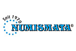 Numismata Berlin 2019. Логотип выставки