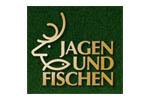 Jagen und Fischen 2019. Логотип выставки