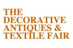 The Decorative Antiques & Textiles Fair 2021. Логотип выставки