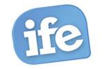 IFE 2022. Логотип выставки