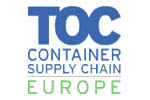 TOC Container Supply Chain Europe 2020. Логотип выставки