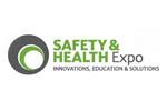 Safety & Health Expo 2020. Логотип выставки