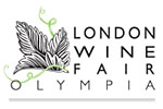 London Wine Fair 2019. Логотип выставки
