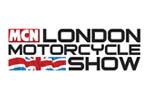 MCN London Motorcycle Show 2020. Логотип выставки