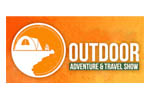 Outdoors Adventure & Travel Show 2019. Логотип выставки