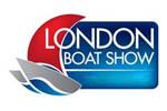 London Boat Show 2018. Логотип выставки