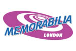 Memorabilia London 2018. Логотип выставки