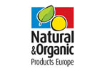 Natural & Organic Products Europe 2021. Логотип выставки
