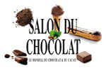 Salon du Chocolat - London 2017. Логотип выставки