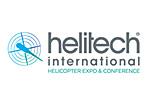 Helitech International 2018. Логотип выставки