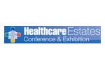 Healthcare Estates 2021. Логотип выставки