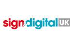 Sign & Digital UK 2020. Логотип выставки