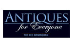 Antiques for Everyone 2020. Логотип выставки