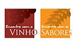 Encontro com Vinho e Sabores 2019. Логотип выставки