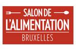 Salon de l'alimentation Bruxelles 2021. Логотип выставки
