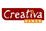 Creativa Namur 2019. Логотип выставки