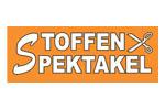 Stoffen Spektakel Mechelen 2020. Логотип выставки