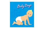 Baby Days 2022. Логотип выставки