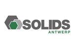 Solids Antwerp 2022. Логотип выставки