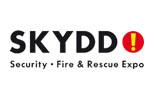 Skydd - Security, Fire & Rescue 2020. Логотип выставки