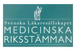 Medicinska Riksstamman 2017. Логотип выставки