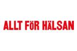 Allt for Halsan 2021. Логотип выставки
