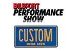 Bilsport Performance & Custom Motor Show 2020. Логотип выставки