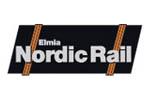 Elmia Nordic Rail 2021. Логотип выставки