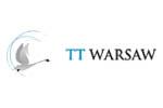 TT Warsaw 2021. Логотип выставки