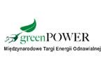 GREENPOWER 2020. Логотип выставки