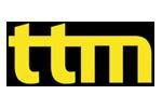 TTM - Automotive Technology Fair 2020. Логотип выставки