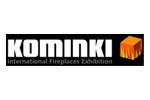 Kominki - Fireplaces Poznan 2020. Логотип выставки