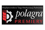 Polagra-Premiery 2020. Логотип выставки