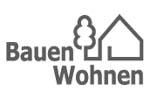 Bauen + Wohnen Luzern 2021. Логотип выставки
