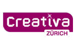 Creativa Zurich 2019. Логотип выставки