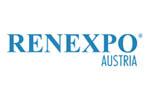 RENEXPO Austria 2021. Логотип выставки
