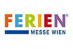 Ferien Messe Wien 2021. Логотип выставки